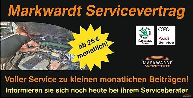 Servicevertrag |